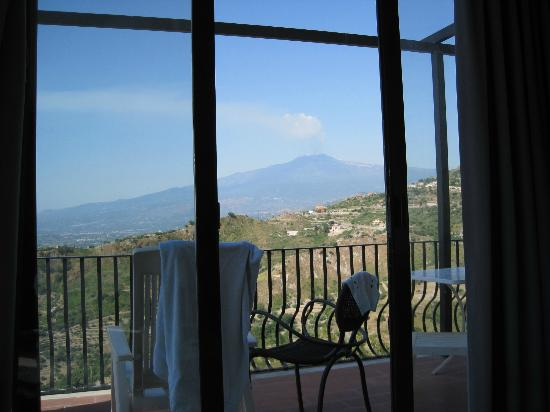 Villa Costanza Bellavista: Balcony view, Panoramico apartment