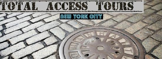 Total Access Tours New York City- Day Tours