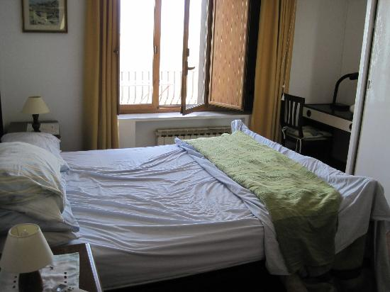 Villa Costanza Bellavista: Main bedroom, Panoramico apartment