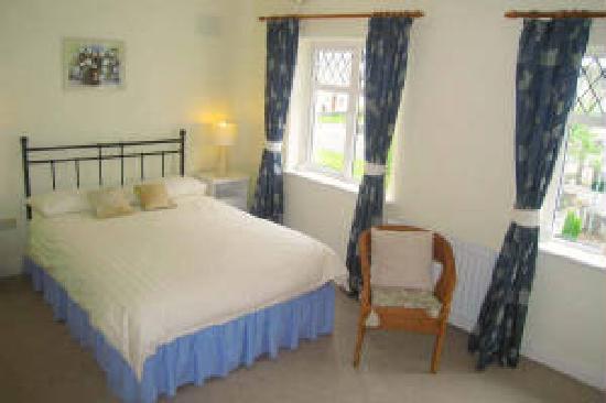 Portumna House Bed & Breakfast: Portumna House Bedroom