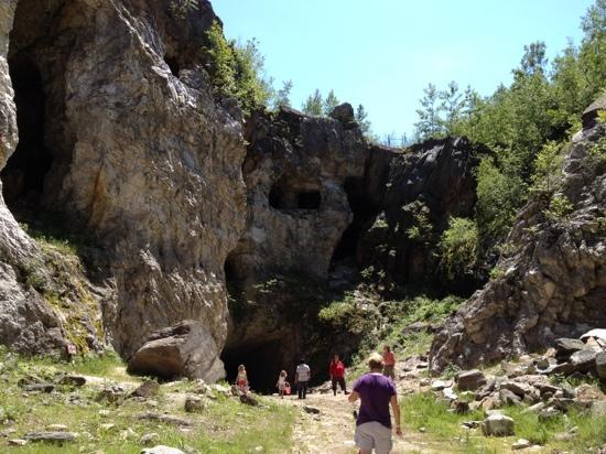 Ruggles Mine: Main Entrance