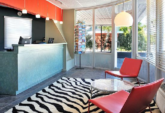 Blue Marlin Motel: Lobby