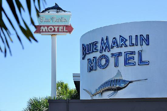 Blue Marlin Motel: Entry