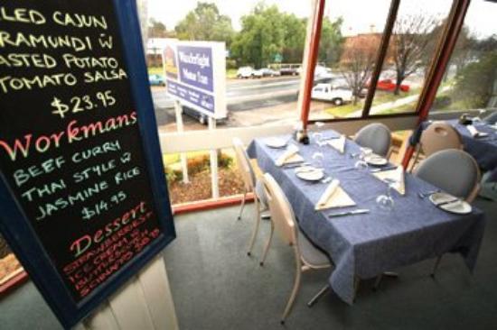 Wanderlight Motor Inn: Dining Area