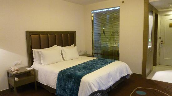 Jinjiang MetroPolo Hotel Classiq Shanghai Peoples' Square: Room
