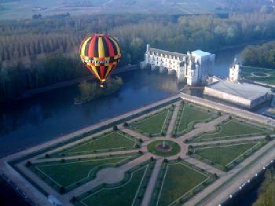 montgolfiere tour