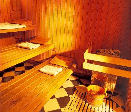 Bruges Hotel Navarra Sauna