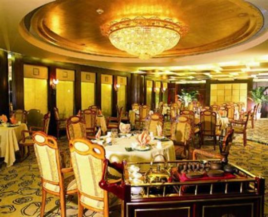 BEST WESTERN PREMIER Wuhan Mayflowers Hotel: Dining