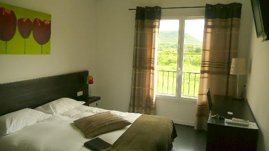 Hotel Le Domaine des Vignes : chambre n°4