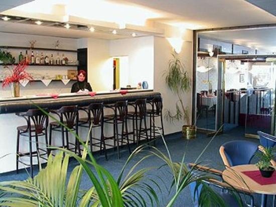A-Austerlitz Hotel: Bar-Lounge