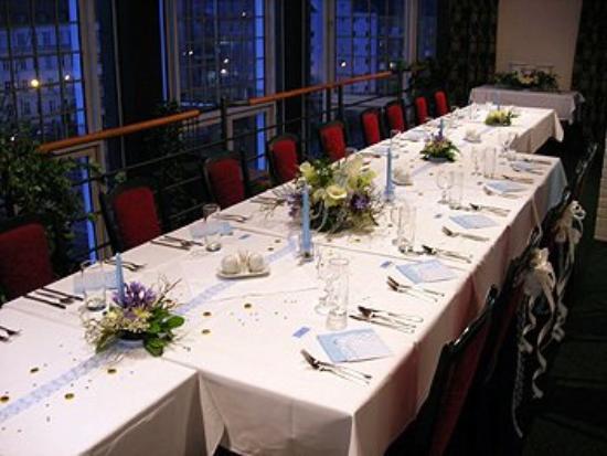 A-Austerlitz Hotel: Banquet Facilities