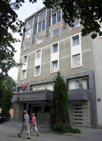 A-Austerlitz Hotel: Exterior
