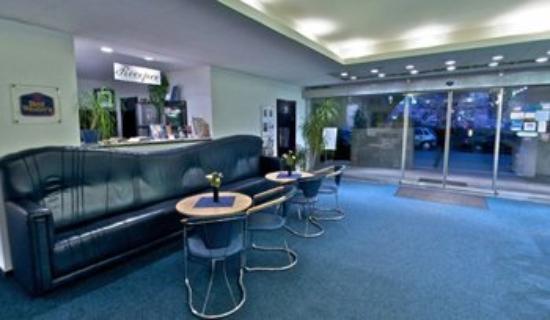 A-Austerlitz Hotel: Lobby