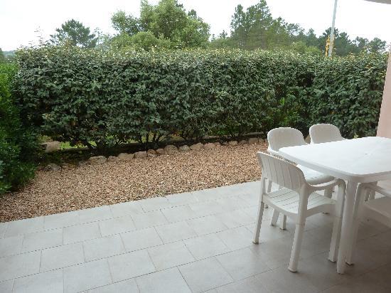 Residence Pino d'Oru : veranda