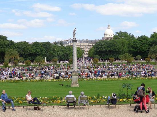 Luxembourg Gardens Ingresso Picture Of Luxembourg Gardens Paris Tripadvisor