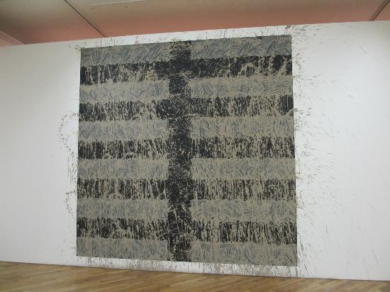 National Museum - Museum of Contemporary Art : Heaven, Richard Long