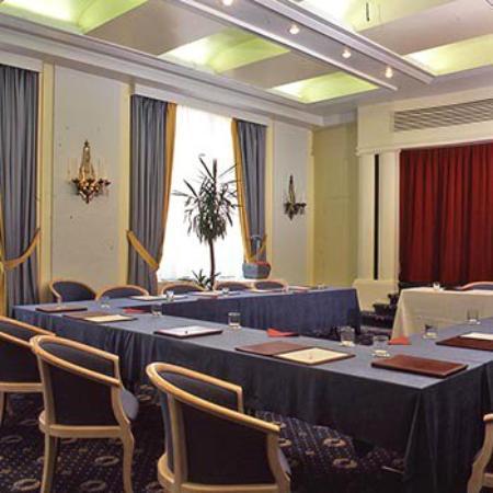 Grand Hôtel Bellevue : Meeting Room