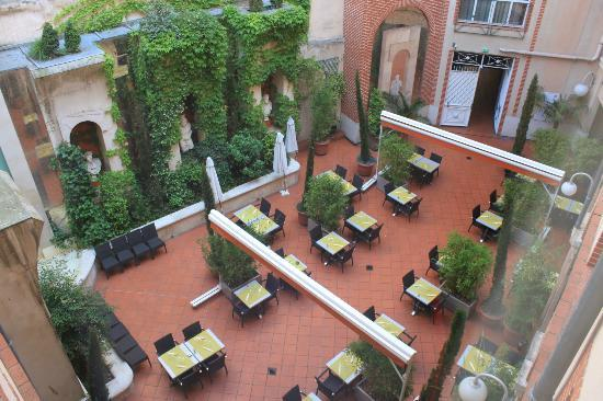 Crowne Plaza Toulouse : restaurant