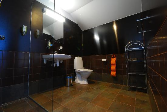 Piibutopsu Holiday Home: Vew to the bathroom
