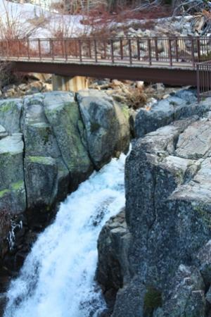 Tahoe City, Californie : Eagle Falls