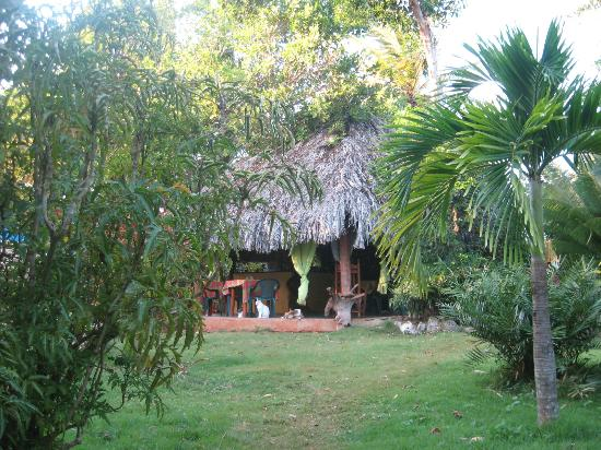 La Hacienda Hostel Ranch: You can make dinner requests here.