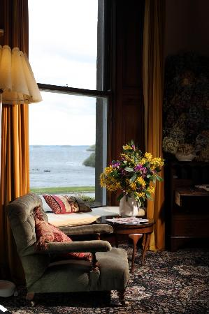 Currarevagh House: The Drawing Room with a View!