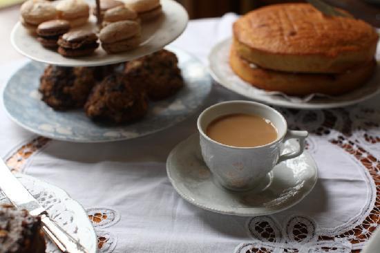 Currarevagh House : Afternoon Tea