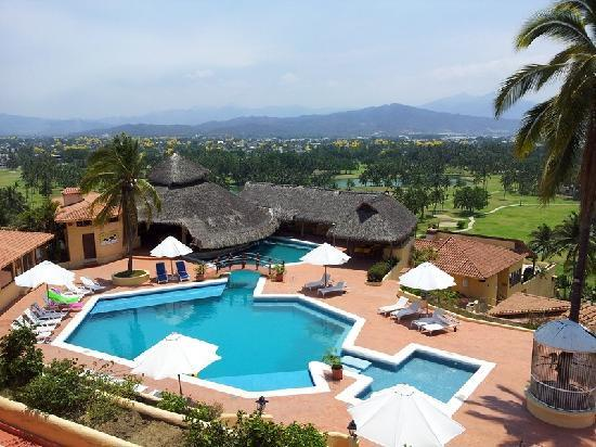 Hotel Plaza Tucanes : Plaza Las Glorias Manzanillo