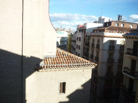 Hotel Liabeny: View from window