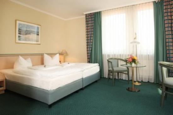 Europa Hotel Greifswald: Guest Room