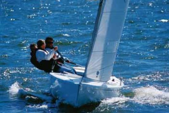 Europa Hotel Greifswald: Sailing