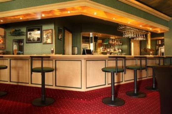Europa Hotel Greifswald: Bar/Lounge