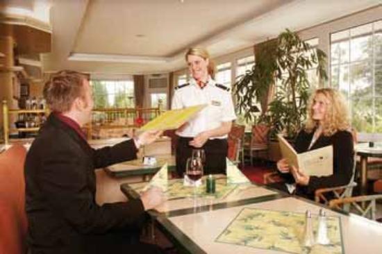 Europa Hotel Greifswald: Dining