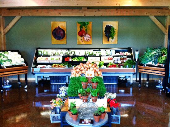 Blue Moon Acres: inside the store