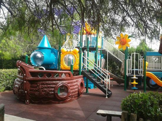 Zafiro Palmanova: Kids park