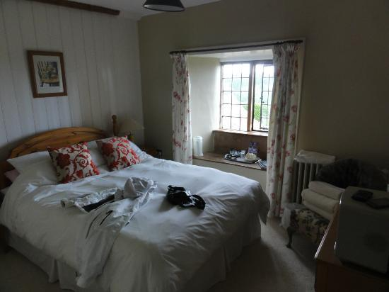 Wickham Manor Farm: Smaller of the 2 bedrooms