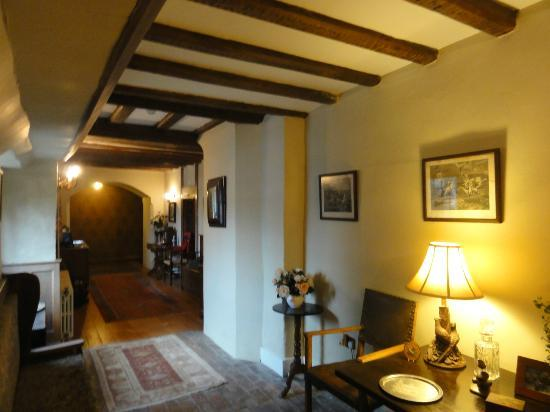 Wickham Manor Farm: Hallway
