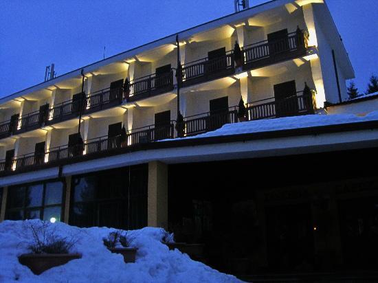 Laceno, Italie : Hotel Taverna Capozzi