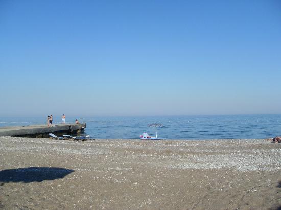 Grecotel Rhodos Royal: beach