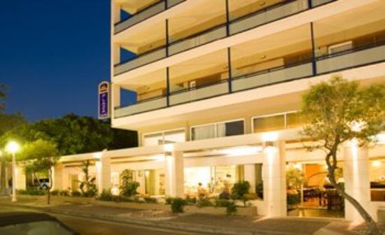 베스트 웨스턴 프라자 호텔