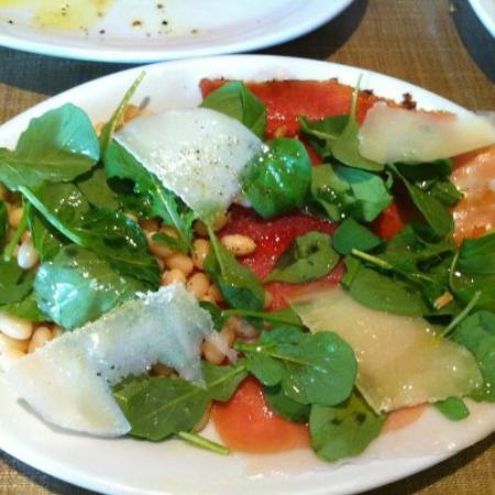 L'Osteria del Forno : Salsiccia Salad