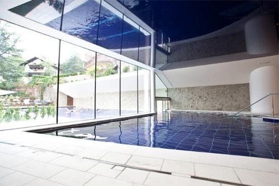 Hotel Gruner Baum : Indoor Pool