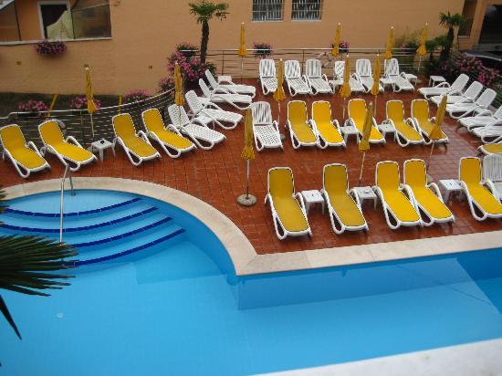 Hotel Capri: View