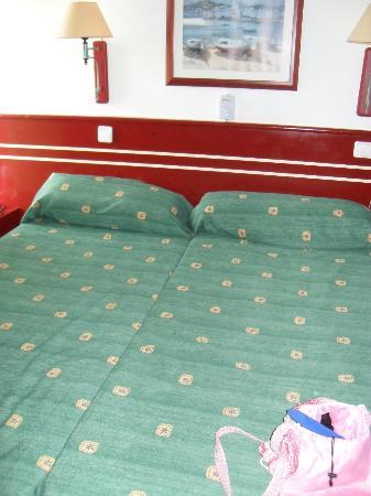 HSM Canarios Park : double room