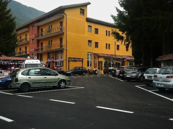 Laceno, Italie : Hotel La Lucciola