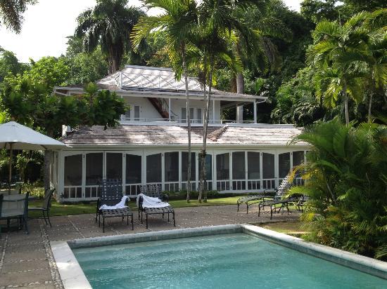 Round Hill Hotel & Villas: Master Villa