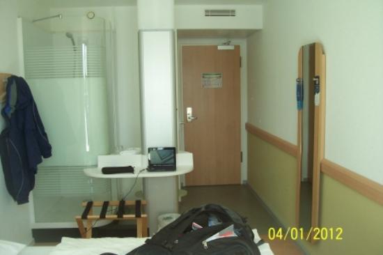 Ibis Budget Dresden City: View of room 3025