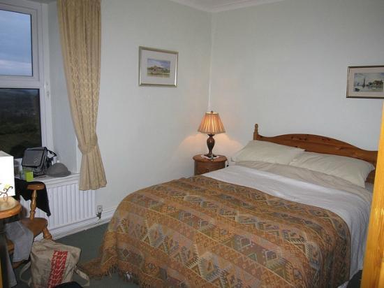 Bondcroft Farm: Our Bedroom from bathroom door