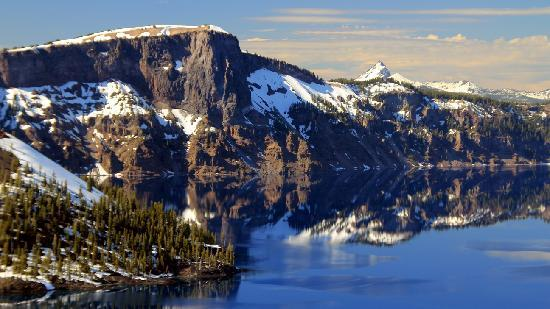 Crater Lake National Park: Crater Lake