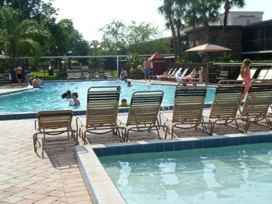 Rosen Inn International : the best pool
